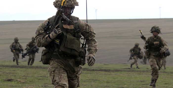 War games in Middle East could prepare UK for potential Russian war with NATO