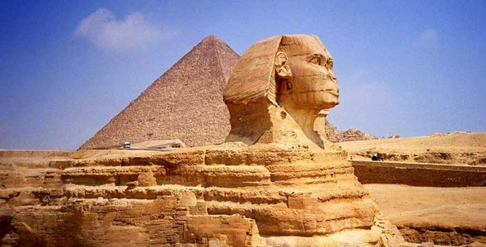 Geological evidence shows the Great Sphinx is 800000 years old