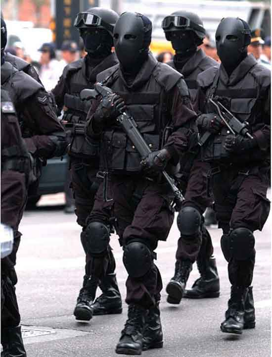 Guess Which Government Just Introduced These Terrifying Special Forces Clone Army Uniforms 4