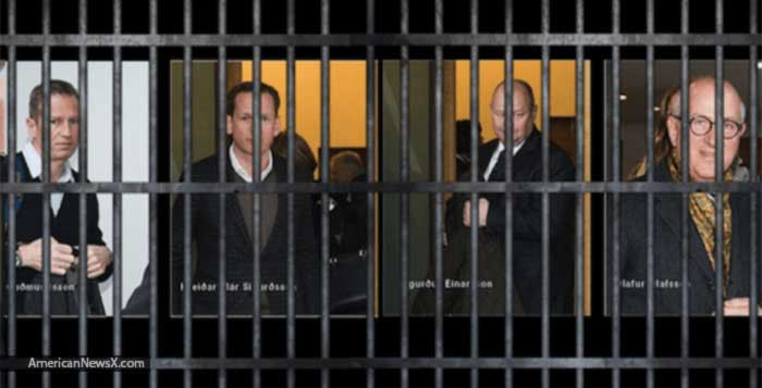 Iceland Sentences 26 Corrupt Bankers To 74 Years In Prison