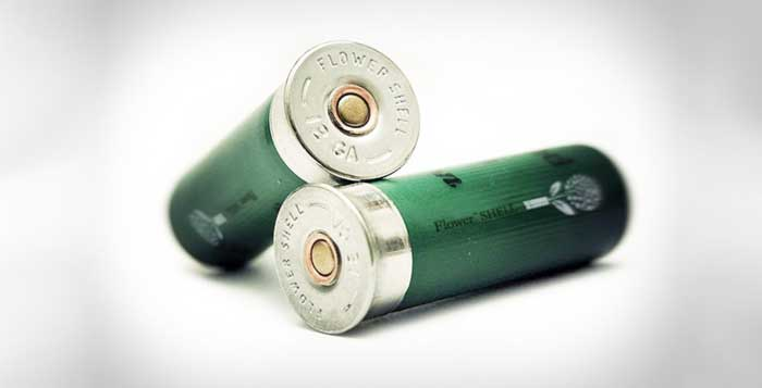 New Invention Lets You Sow Seeds with a 12-Gauge Shotgun