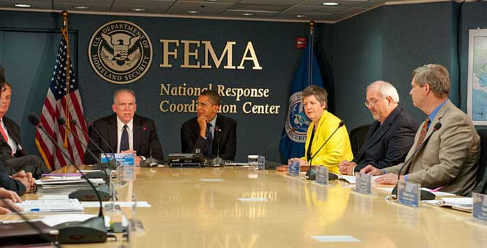 Barack Obama Warns Americans To Be Prepared For A Disaster