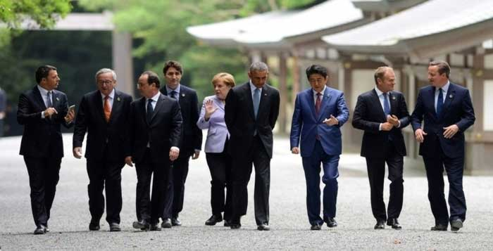 G7 Leaders Just Signed a Declaration to End All Fossil Fuel Subsidies by 2025