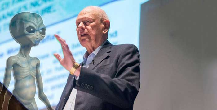 Governments are HIDING aliens claims former defence minister Paul Hellyer urges world leaders to reveal secret files
