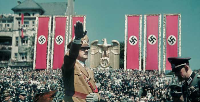 Hitler Was Financed by the Federal Reserve and the Bank of England