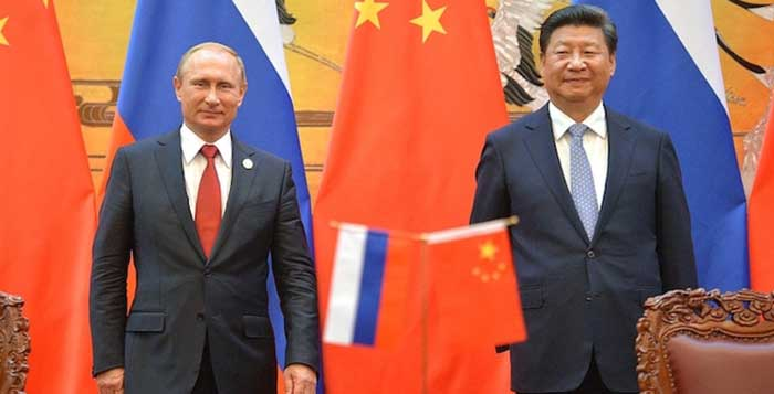 China Warns US Were Ready To Fight If Needed And Russia Has Our Back 21