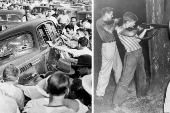70 Years Ago Today WWII Vets Took Up Arms Against Corrupt Cops and Ran Them Out of Town