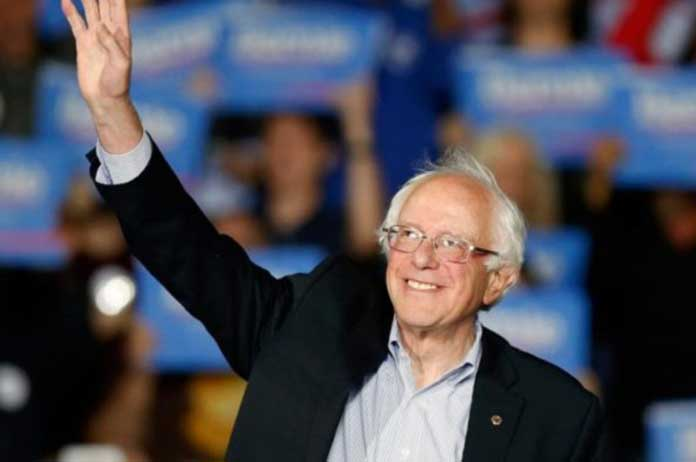 Bernie Sanders Quits the Democratic Party Returning to Senate as Independent Member2