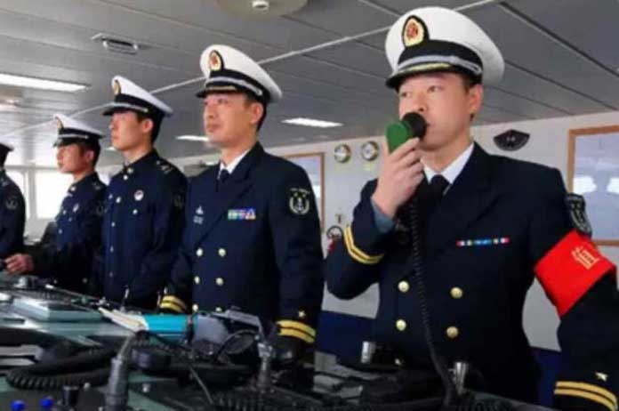 China Tells Citizens to Prepare for A People War at Sea