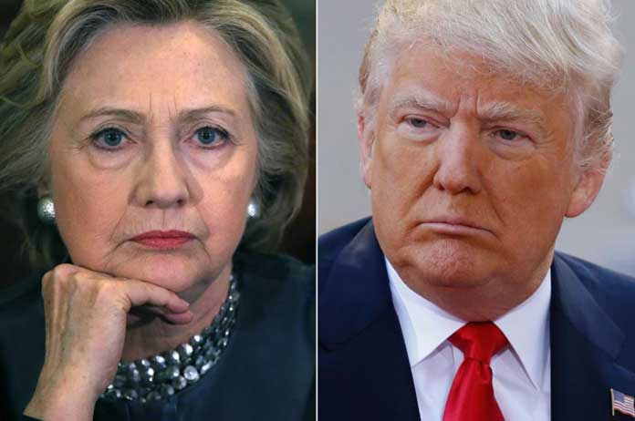 Dont Throw Away Your Vote by Voting Trump OR Hillary