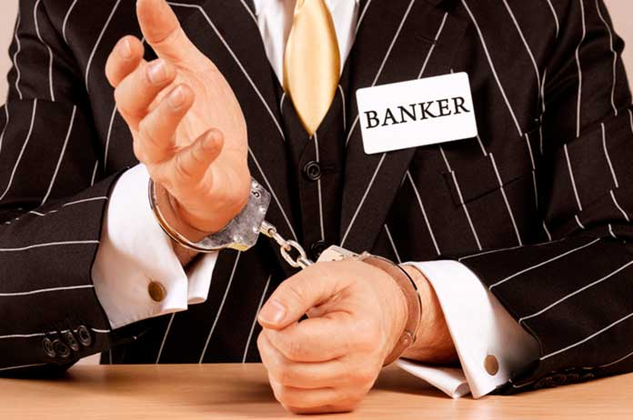 First Senior Bankers on the Planet Responsible for 2008 Collapse Jailed
