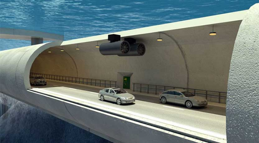 Norway Is Set To Build The Worlds First Underwater Floating Tunnel 12
