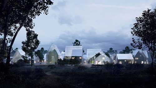 Self-Reliant Town in the Netherlands Will Live Off-Grid Producing All of Its Own Energy and Food 1