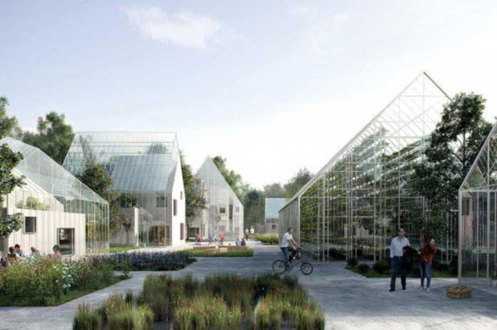 Self-Reliant Town in the Netherlands Will Live Off-Grid Producing All of Its Own Energy and Food