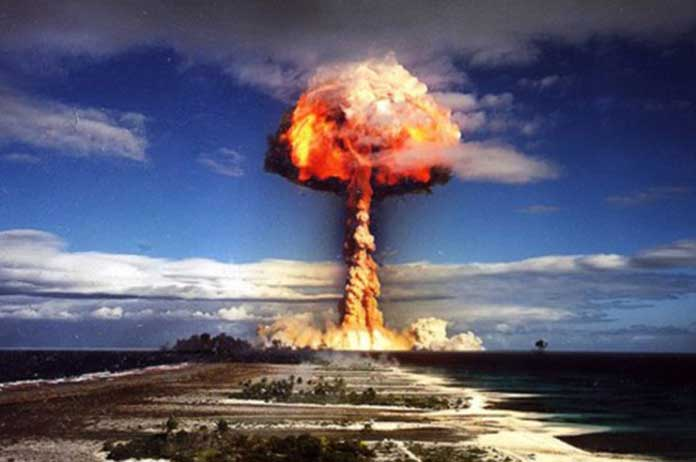 US Military Investing 355 Billion To Create Newer Smaller Nuclear Bombs