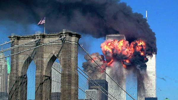911 Invokes Use of Controlled Demolition 1