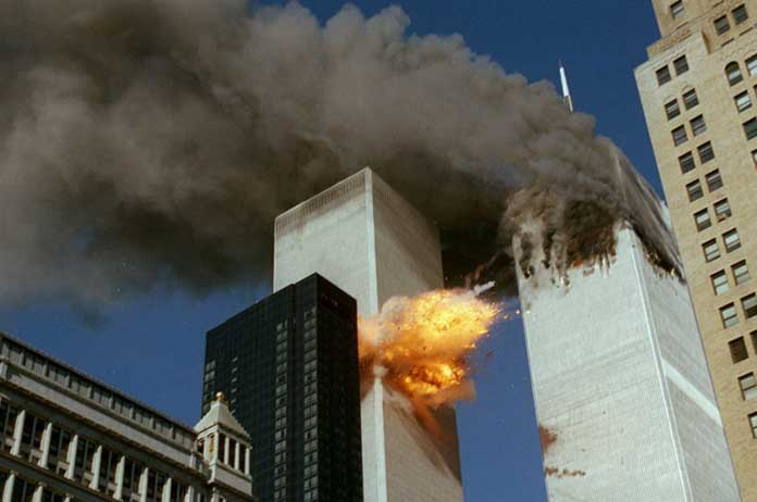 911 Invokes Use of Controlled Demolition