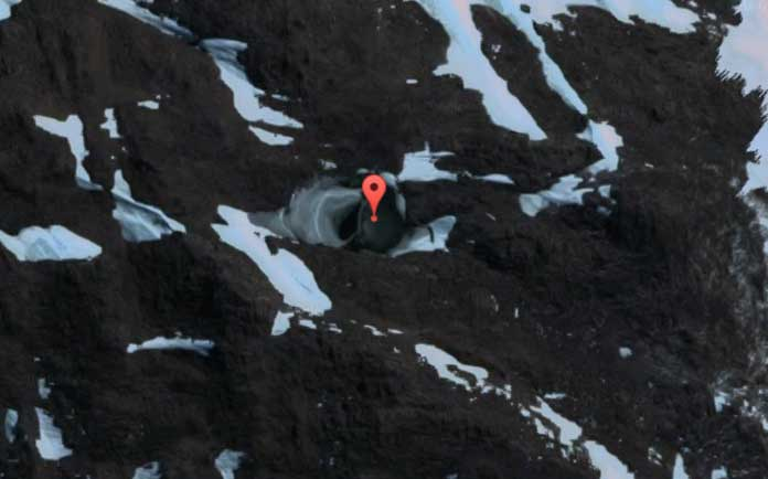 Antarctica Might Hide Unknown Underground Facilities 1