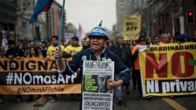 Military Coup In Chile 1