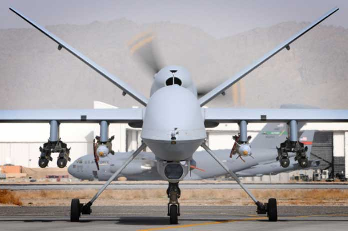 100 Million Drone Base In Africa