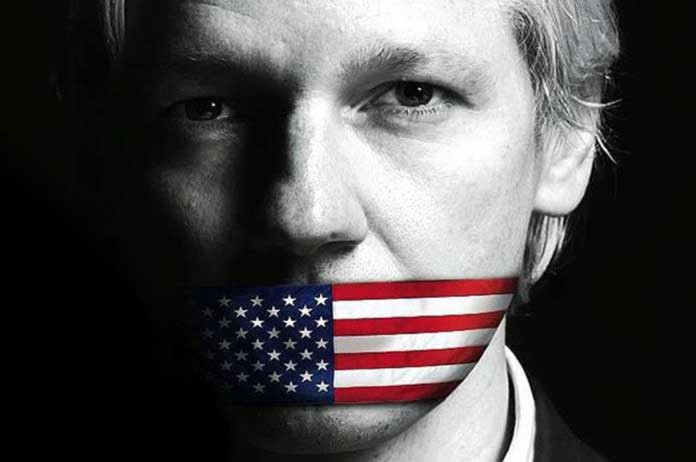 Assange claims crazed Clinton campaign tried to hack WikiLeaks