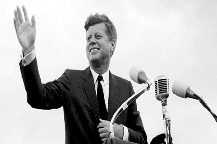 Kennedy Killed After Shutting Down Rothschild