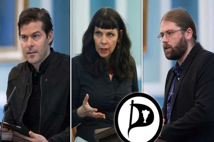 Political Party of Anarchists Libertarians Hackers and Computer Geeks to Take Power in Iceland