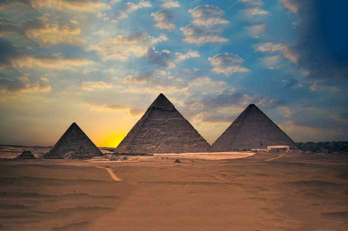 Secrets of the Great Pyramids Revealed