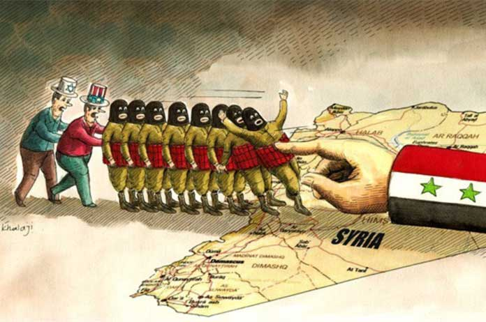 The Truth that America Doesnt Want You to Know about War Crimes in Syria l