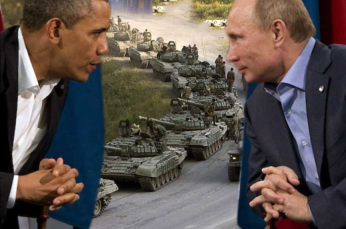 The US Edges Dangerously Closer to War with Russia