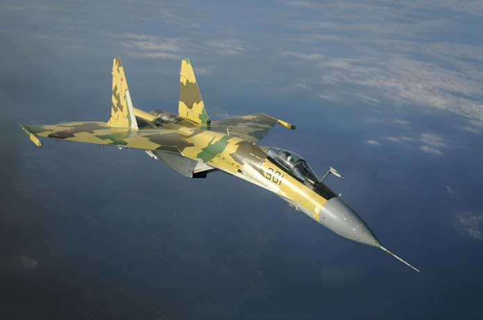 UK Pilots In Syria Given Orders To Shoot Down Hostile Russian Aircraft