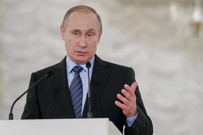Putin Russia Is Not Going to Attack Anyone