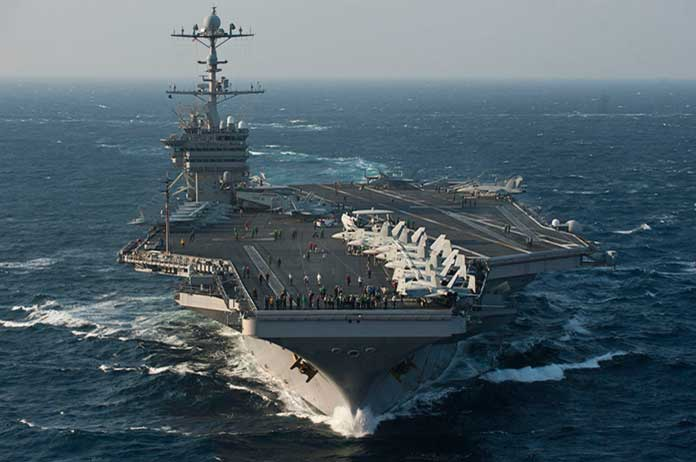 US Navy Plans To Release 20,000 Tons Of Explosives, Heavy Metals Into Pacific Ocean