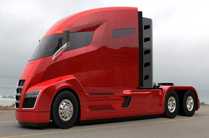 for its electric truck