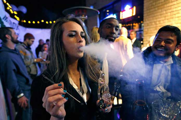 Denver becomes the first US city to allow pot in bars and restaurants
