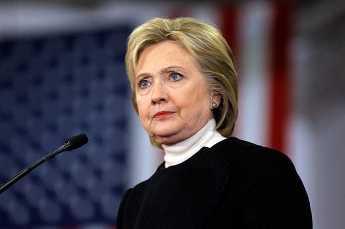 Hillary Just Came out of Hiding to Call for Censorship of Free Speech