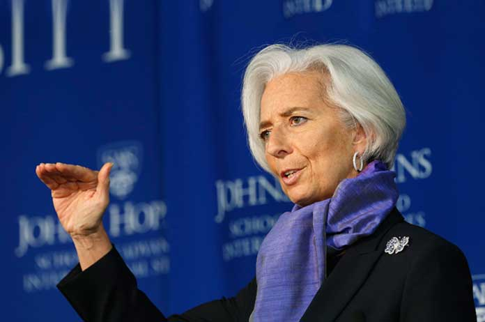 IMF Chief Christine Lagarde Found Guilty of Corruption Wont Be Punished