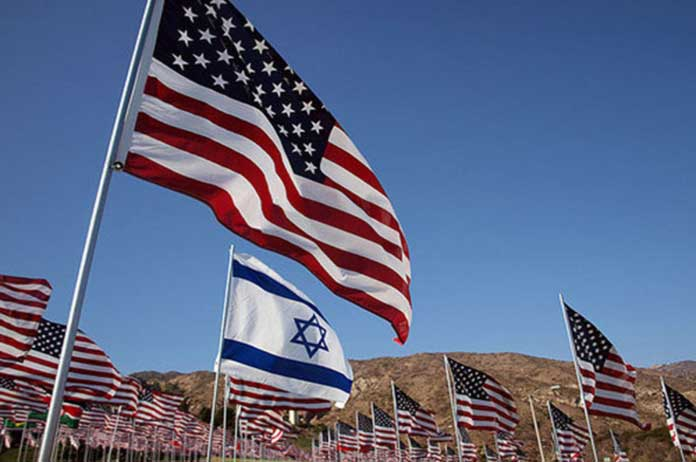 Nearly Half Of Americans See Israel
