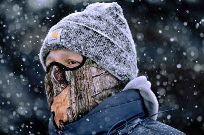 Polar vortex plunging into the U.S Get ready for dangerous cold 46