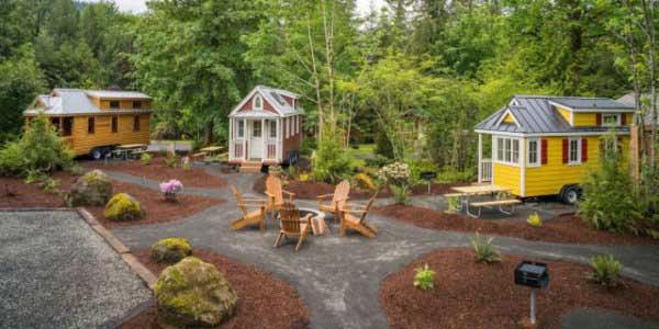 U.S. Towns and Cities Increasingly Cracking Down on Tiny Dwelling Homes