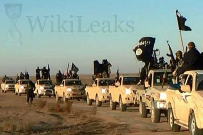 WikiLeaks Cables Link U.S. Government To The Creation Of ISIL
