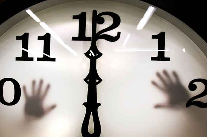 Global Doomsday Clock Is Almost at Midnight
