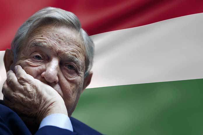 Hungary Moves to Eliminate All NGO's Funded by Globalist George Soros
