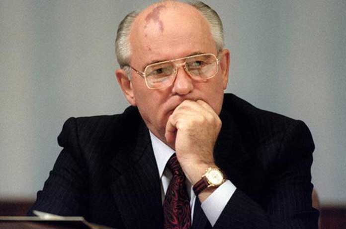 Mikhail Gorbachev: 'It All Looks as if the World Is Preparing for War