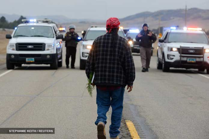 North Dakota Bill Would Protect Drivers Who Accidentally Hit And Kill Protesters