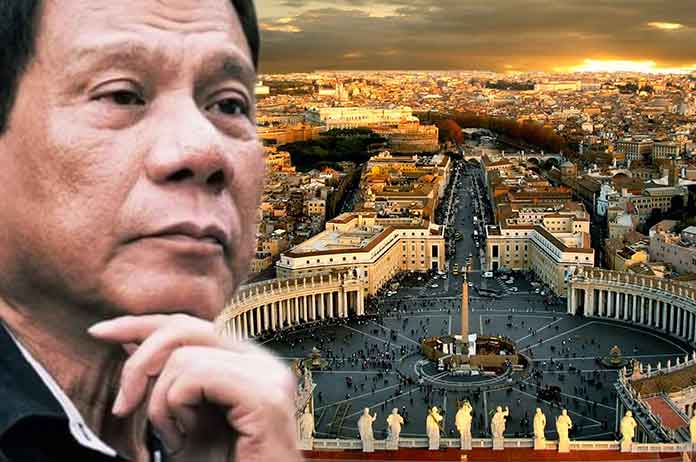 Philippines President Duterte Calls Out Vatican For Pedophilia & Gold Hoarding