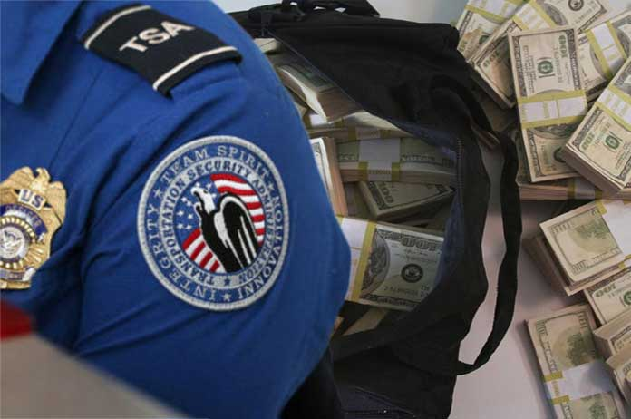 TSA Busted in Massive 100 Million 40.000 lb Cocaine Smuggling Conspiracy
