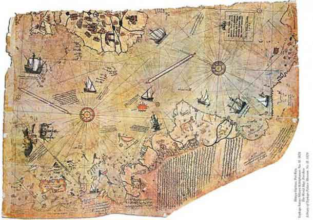The Ancient Pyramids of Antarctica — Piri Reis Map Suggests a Thriving Ancient Civilization 4
