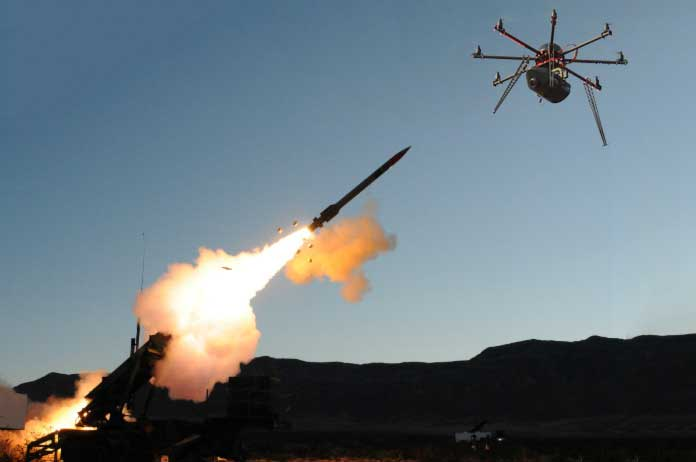 3 Million Patriot Missile Used To Take Down 200 Drone
