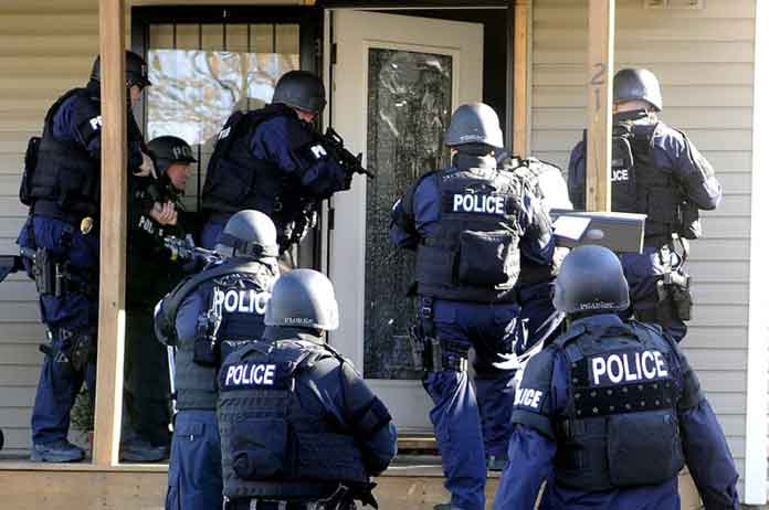 A Federal Court Just Ruled Cops Can Go to Wrong House Kill Innocent Homeowner and Walk Free